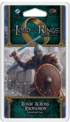 The Lord of the Rings: The Card Game - Roam Across Rhovanion Adventure Pack