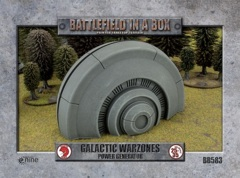 The Sage's Shoppe - BB583: Galactic Warzones - Power Generator