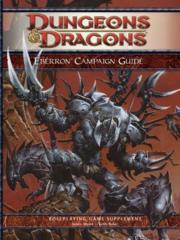 Eberron Campaign Guide (D&D 4th ed. 2009)