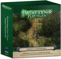 Pathfinder Flip-Tiles: Starter Set - Forest