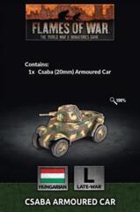 HU300: Csaba Armoured Car (x1)