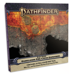 Pathfinder Flip-Tiles: Expansion - Darklands Fire Caves