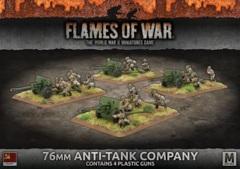 SBX48: 76mm Anti-Tank Company (Plastic)