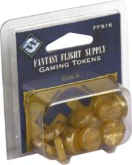 FFG Gaming Tokens: Gold