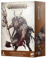 Broken Realms: Ghorraghan Khai – The Butcher-Herd