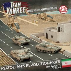 TRNAB01: Ayatollah's Revolutionaries