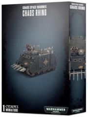 Chaos Space Marines - Rhino