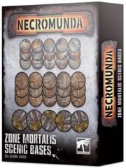 Necromunda: Bases - Zone Mortalis Scenic Bases