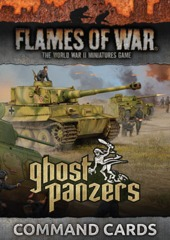 FW251C: Ghost Panzers Command Cards