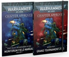 Chapter Approved: Grand Tournament 2021 - Mission Pack and Munitorum Field Manual 2021 MkII