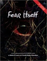 Fear Itself RPG (2nd Edition)
