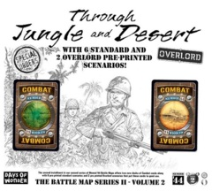 Memoir '44: The Battle Map Series II - V2 Through Jungle and Desert