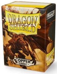 Dragon Shield: Standard - Copper, 100-count box