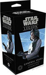 Star Wars Legion: Empire - General Veers Commander Expansion