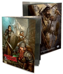 D&D Accessory: Character Folio - Dungeon Crawl