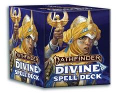 Pathfinder RPG (2nd Edition) Spell Cards: Divine