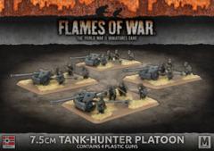 GBX116: 7.5cm Tank-Hunter Platoon (Plastic)