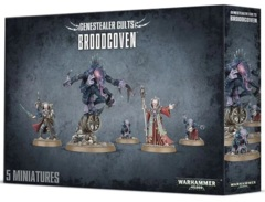 Genestealer Cults - Broodcoven