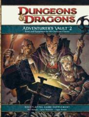 Adventurer's Vault 2 (D&D 4th ed. 2009)