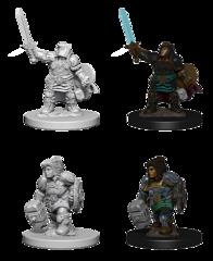 Nolzur's Marvelous Miniatures - Dwarf Paladin (Female)