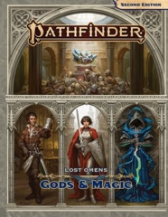Pathfinder RPG (2nd Edition) Lost Omens: Gods & Magic