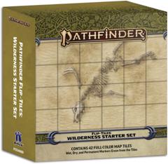 Pathfinder Flip-Tiles: Starter Set - Wilderness