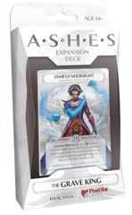Ashes: Expansion Deck - The Grave King Expansion