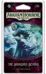 Arkham Horror: The Card Game Mythos Pack - The Boundary Beyond