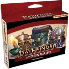 Pathfinder RPG (2nd Edition) Cards: Adventure Gear Deck