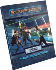 Starfinder Pawns: Signal of Screams AP Collection