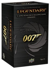 Legendary: 007 A James Bond Deck Building Game - Expansion