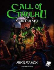 Call of Cthulhu 7th ed: Starter Set
