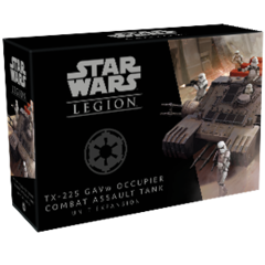 Star Wars Legion: Empire - TX-225 GAVw Occupier Combat Assault Tank Unit Expansion