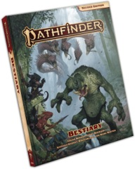 Pathfinder RPG (2nd Edition) Bestiary - Standard Edition