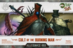 The Other Side: Cult of the Burning Man - Allegiance Box