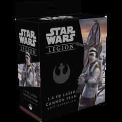 Star Wars: Legion Rebel - 1.4 FD Laser Cannon Team Unit