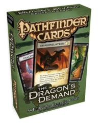 Pathfinder Cards: Campaign - The Dragon's Demand