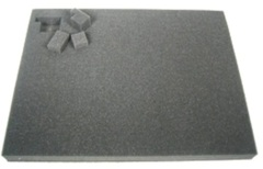 Battle Foam: Pluck Foam Tray, Large 1.5