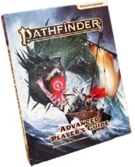 Pathfinder RPG (2nd Edition) Advanced Player's Guide