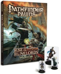 Pathfinder Pawns: Rise of the Runelords Adventure Path