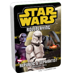 Adversary Deck - Republic and Seperatist