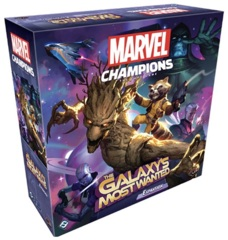 Marvel: Champions LCG Expansion - The Galaxy's Most Wanted