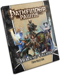 Pathfinder Pawns: Heroes & Villains Collection