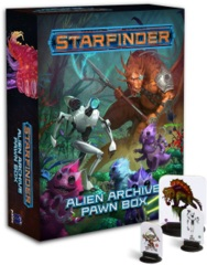 Starfinder Pawns: Alien Archive Box