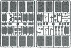 XX107 Plastic Bases: Rural