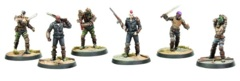 Fallout: Wasteland Warfare - Faction - Raiders, Raiders, Scavvers & Psychos