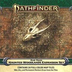 Pathfinder Flip-Tiles: Expansion - Haunted Woodlands
