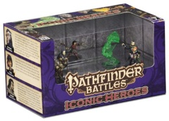 Pathfinder Battles: Iconic Heroes Set #7