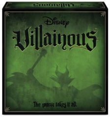 (Deprecated)  Villainous