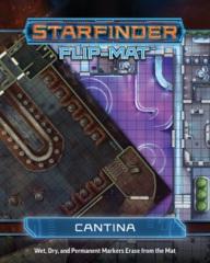 Starfinder Flip-Mat - Cantina
